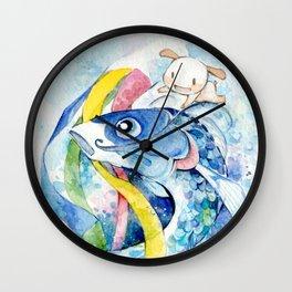 Nemu's Tango no Sekku 2015 Wall Clock
