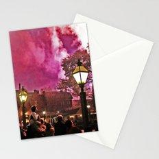Firework Haze Stationery Cards