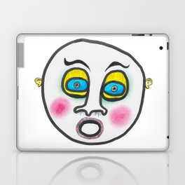 Blushing fool! Laptop & iPad Skin