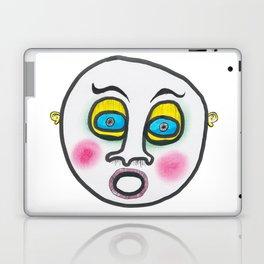 Blushing fool! Laptop & iPad Skin