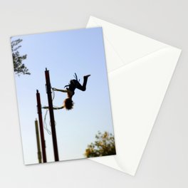 Bungee Jump Stationery Cards