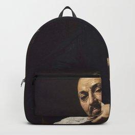 Valentin de Boulogne - Rafaello Menicucci Backpack