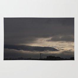 Clouds of Vitosha Rug
