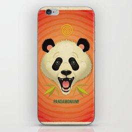 Pandamonium! iPhone Skin