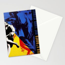 guns roses use your illusion 2020 Stationery Cards