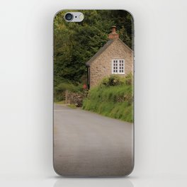 Dovedale Trail Cottage iPhone Skin
