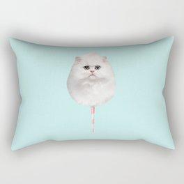 COTTON CANDY CAT Rectangular Pillow