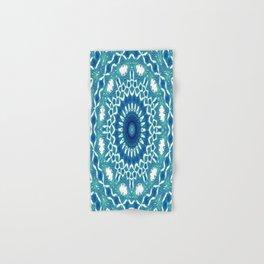 Sea Green Mandala Hand & Bath Towel