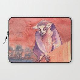 Madagascar's lemur catta Laptop Sleeve