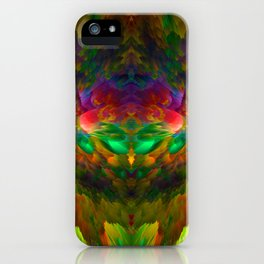 FEATHERS X iPhone Case
