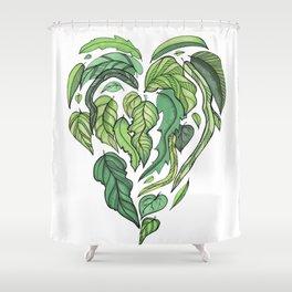 Hard Love II Shower Curtain