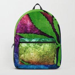 Pot Leaf Backpack