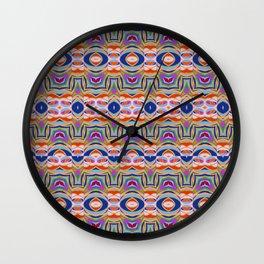 Haight-Ashbury Wall Clock