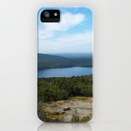 Maine Views iPhone Case