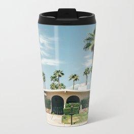 Memory form California Metal Travel Mug