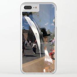 Tux Clear iPhone Case
