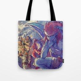 The Gargoyles pack Tote Bag