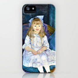 Portrait Of Anne - Digital Remastered Edition iPhone Case