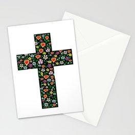 Christ Cross Stationery Cards