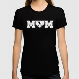 Baseball Mom , Softball Mom Proud Cheering Mom Supporter Squad , Field Life Homerun, Sports Player T-shirt