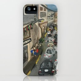 When in Libya iPhone Case