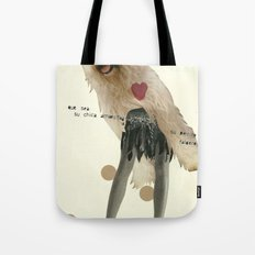 perrito faldero Tote Bag