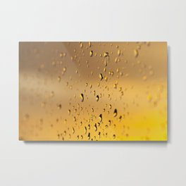 Abstract background, defocused Metal Print
