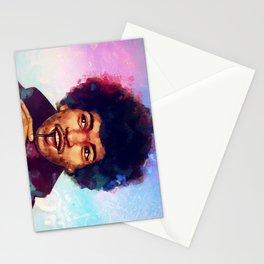 Jimi Hendrix - Digital Drawing Stationery Cards