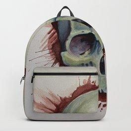 Murder Skull  Backpack