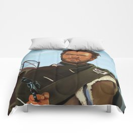 For a fistful of dollars Comforters