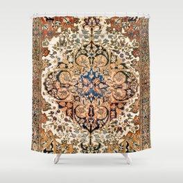 Ferahan Arak  Antique West Persian Rug Print Shower Curtain