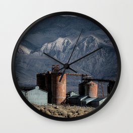 FACTORY Wall Clock