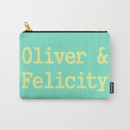 Oliver & Felicity Carry-All Pouch