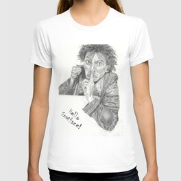 Hello Snotface T-shirt
