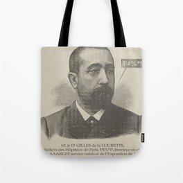 Gilles Tote Bag