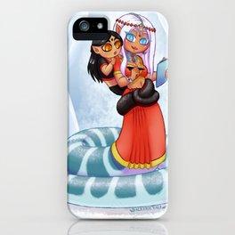 Naga Mom iPhone Case