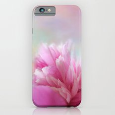 PART OF A PEONY iPhone 6s Slim Case