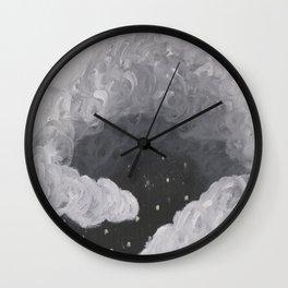 Dream of the stars Wall Clock