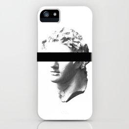 Greek Sculpture iPhone Case