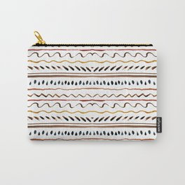 Line ornament Carry-All Pouch