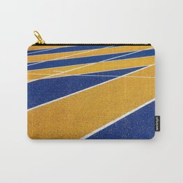 On Track  Carry-All Pouch