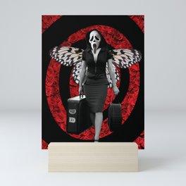Lonely Scream Mini Art Print