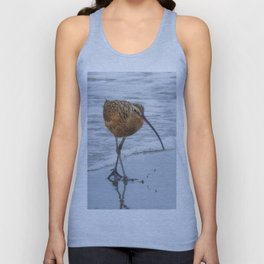 Long Billed Curlew Unisex Tank Top