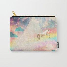 Rainbow Unicorn Carry-All Pouch