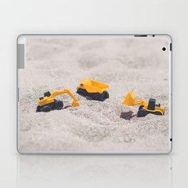 Construction Site Laptop & iPad Skin