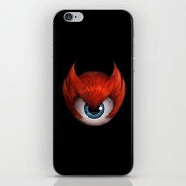 The Eye of Rampage iPhone Skin