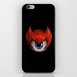The Eye of Rampage iPhone Skin