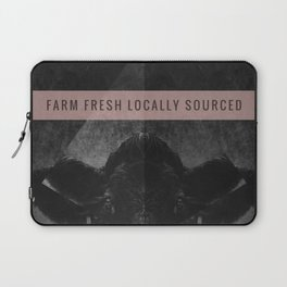 Farm Fresh locally sourced Laptop Sleeve