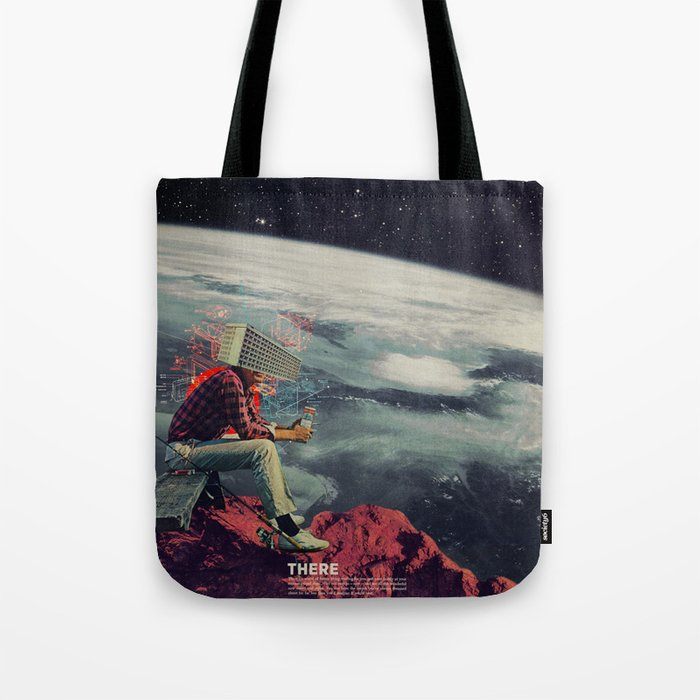 Figuring Out Ways To Escape Tote Bag