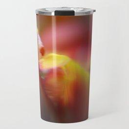 Tulip Bokeh Travel Mug